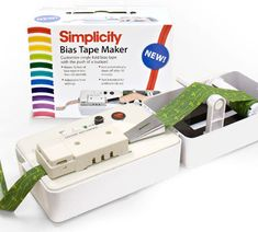 Enter to win the Simplicity Bias Tape Maker giveaway! The deadline to enter is February 14th, 2015 at 11:59:59 p.m. Eastern time.