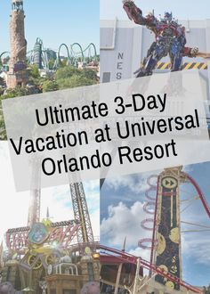 Vacation Resorts, Beach Resorts, Hotels And Resorts, Vacation Ideas, Orlando Travel, Orlando Resorts, Universal Studios Florida, Universal Orlando, Florida Travel