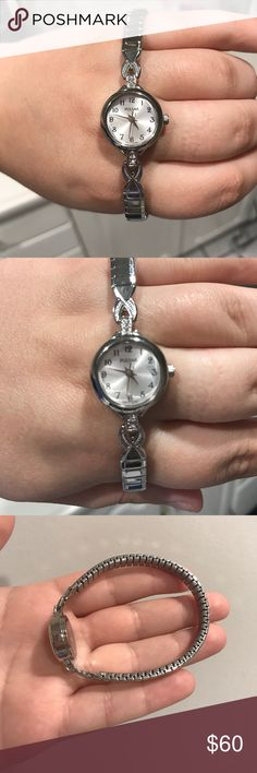 Pulsar watch Beautiful Pulsar watch new without tags. Never worn. Make an offer! Pulsar Other