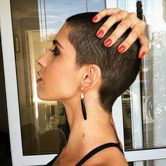 Diese ultrakurzen Frisuren sehen stark aus! Hast Du den Mut dazu? - Neue Frisur