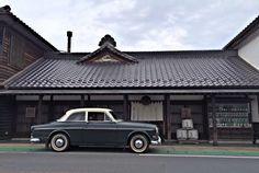 volvo 122-s amazon 2-color japan wine-maker ibaraki