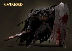 Anime Overlord  Death Knight Overlord Wallpaper