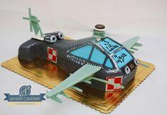 Helikopter cake