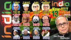 Presidents of India DataDiary
