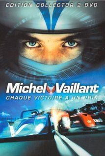 Michel Vaillant (2003) Poster
