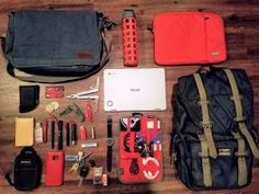 Everyday Carry - M/The City/Social Worker - Urban Medical Social Worker EDC essentials