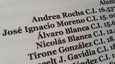 """Esta es la portada de uno de los trabajos que @joseignaciomore Nicolás Blanca, Álvaro Blanca y yo hicimos en la uni con Canserbero. Él decía... """"Mi nombre se escribe TI - RO - NE #UBA #Canserbero #Tragedia #Música #Venezuela"""