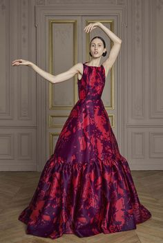 #GilesDeacon #HauteCouture #FW2016_17 #Paris #catwalk