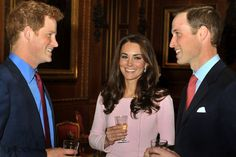 The nicest photo we have seen of the young Royals for a while.