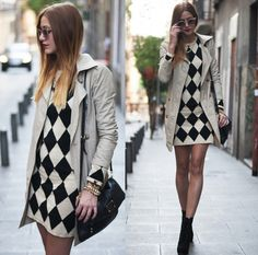 Andrea, de Madrid (Made with fashion)