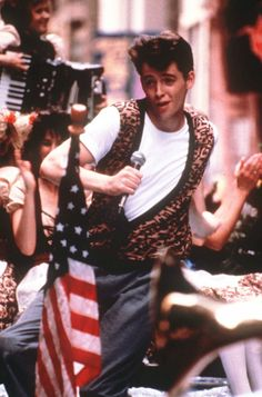 ferris bueller's day off yes