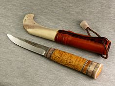 Another Sami style knife