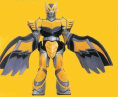 Power Rangers Mystic Force Mystic Garuda Titan