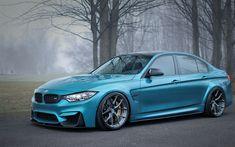 Download wallpapers BMW M3, F80, blue sedan, tuning M3, gray wheels, new blue M3, German cars, BMW Bmw Car Models, Bmw Cars, M3 Tuning, Bmw M3 Sedan, Carros Bmw, F80 M3, Bmw Sport, Bmw Wallpapers, Bmw Autos