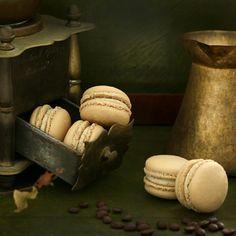 Coffee Macaron by Cofetaria Armand