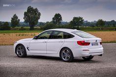 WORLD PREMIERE: BMW 3 Series Gran Turismo Facelift - http://www.bmwblog.com/2016/07/28/world-premiere-bmw-3-series-gran-turismo-facelift/