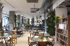 Shop, eat and work à Berlin |MilK decoration