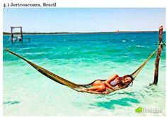 Jericoacoara é eleita a quarta melhor praia do mundo por jornal americano   Jijoca de Jericoacoara   Ceará