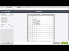 Kay Hall shares a video and a DS file to enable exact placement of objects so that your design screen reflects your mat exactly. Cricut Mat, Cricut Cards, Silhouette Cameo Vinyl, Cricut Explore, Cricut Design, Free Design, How To Apply, Templates, Space