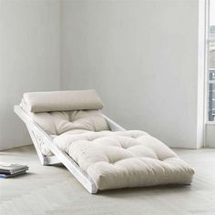 A lounge chair made for your impromptu guests, the Figo Futon is an ultimate setup of relaxation you must have indoors.