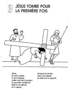 chemin de la croix 3