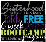 Shrinking Jeans Free Online Bootcamp Program