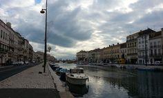 Sète, a surpresa do Mediterrâneo