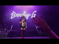 Becky G en Monterrey, México PSA Tour - 11 Octubre 2017 Presentación Completa - YouTube