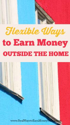 This is a big list of flexible ways you can earn money outside the home. This post includes resources for mystery shopping, court research, product demonstrations, merchandising, and more!