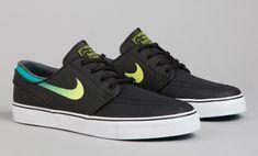 Nike SB Zoom Stefan Janoski 'Venom Green/Turbo Green'