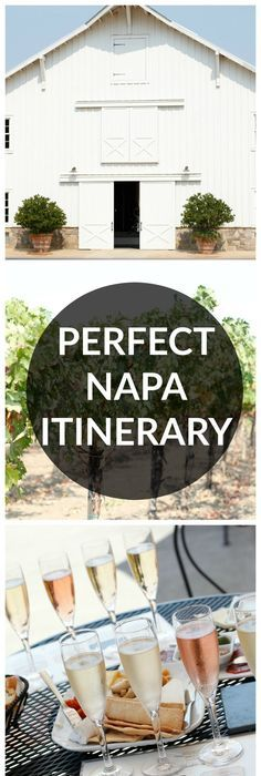 Jan 2016 - Planning your Napa Valley Itinerary? I've got you covered with this post! Napa Valley is rich with fabulous food, scenery, and of course, wine! The Places Youll Go, Places To Go, Wild West, Napa Restaurants, Napa Style, Napa Valley Style, Napa Valley Wineries, Napa Winery, Napa Vineyards