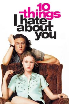 "Why It's Perfect: It's based on Shakespeare, but it's sweet and funny and set in high school. Halfway through, Heath Ledger sings ""You're Just Too Good to Be True"", with the marching band, in front of the entire school. Amazing. Best Moment: Bianca standing up for her sister, and her date, and punching Joey Donner at the prom. Available at amazon.com."