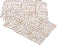 Buxton Crosshatch Design Placemat