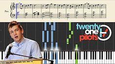oh ms believer twenty one pilots piano - YouTube