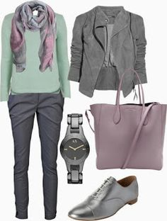 Dressing My Truth........ Ideas for Type 2: Outfits