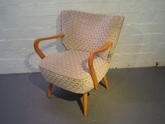 Sessel 1950er Jahre 50´s Mid Century Rockabilly Loungesessel Design Entwurf in in Kiel | eBay