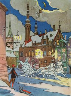 The Snow Queen  Hans Christian Andersen  от RareBooksAndMore