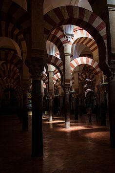 La Mezquita de Córdoba, Spain