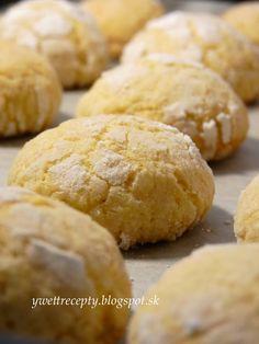 receptyywett : Kokosovo pomarančové crinkles