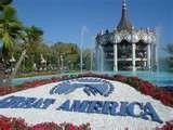 Paramount Great America in Santa Clara,California
