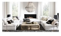 Coffee table family room