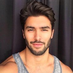 Haircut plus beard
