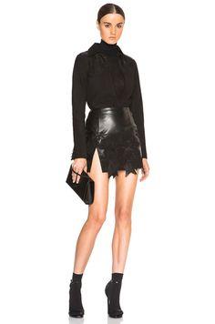 Patchwork Stars Mini Skirt