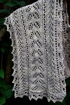 Willoughby Shawl in Sand colourway