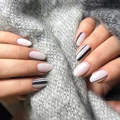 21 Trendy Acrylic Nail Designs You'll Love ❤ Striped Acrylic Nail Designs picture 3 ❤ There are many reasons why acrylic nail designs are trending, but we care little about that. What we care the most is to supply you with the freshest ideas! https://naildesignsjournal.com/acrylic-nail-designs/ #nails #nailart #naildesign #acrylicnails