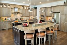 Mooresville Luxury Designer Home Photo