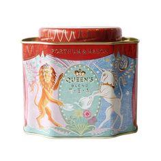 nice tin - Queen's Blend Tea, 250g Caddy
