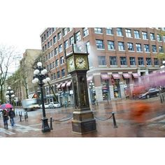 Head over to @nextweeksadventures to check out all the Travel stories just like this one. From the 13th this account will feature my commercial product and property photographs. ____________________________ 5 years ago when in Vancouver I took this slightly longer exposure to give the illusion of time passing in the frame. This is the Gastown Steam clock  It was only built in 1977 and was only powered by steam until 1986. (now run by electric motors). However the clock still remains a… Vancouver Gastown, Time Passing, Long Exposure, Blur, 5 Years, Motors, Illusions, Nikon, My Photos