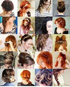 20 hairstyles