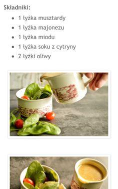 Sos miodowo-musztardowy Brownie Recipes, Brownies, Food And Drink, Homemade, Vegetables, Home Made, Veggies, Vegetable Recipes, Diys